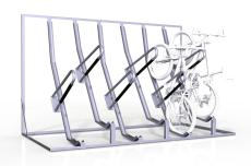 Vertical 6 Bike Rack