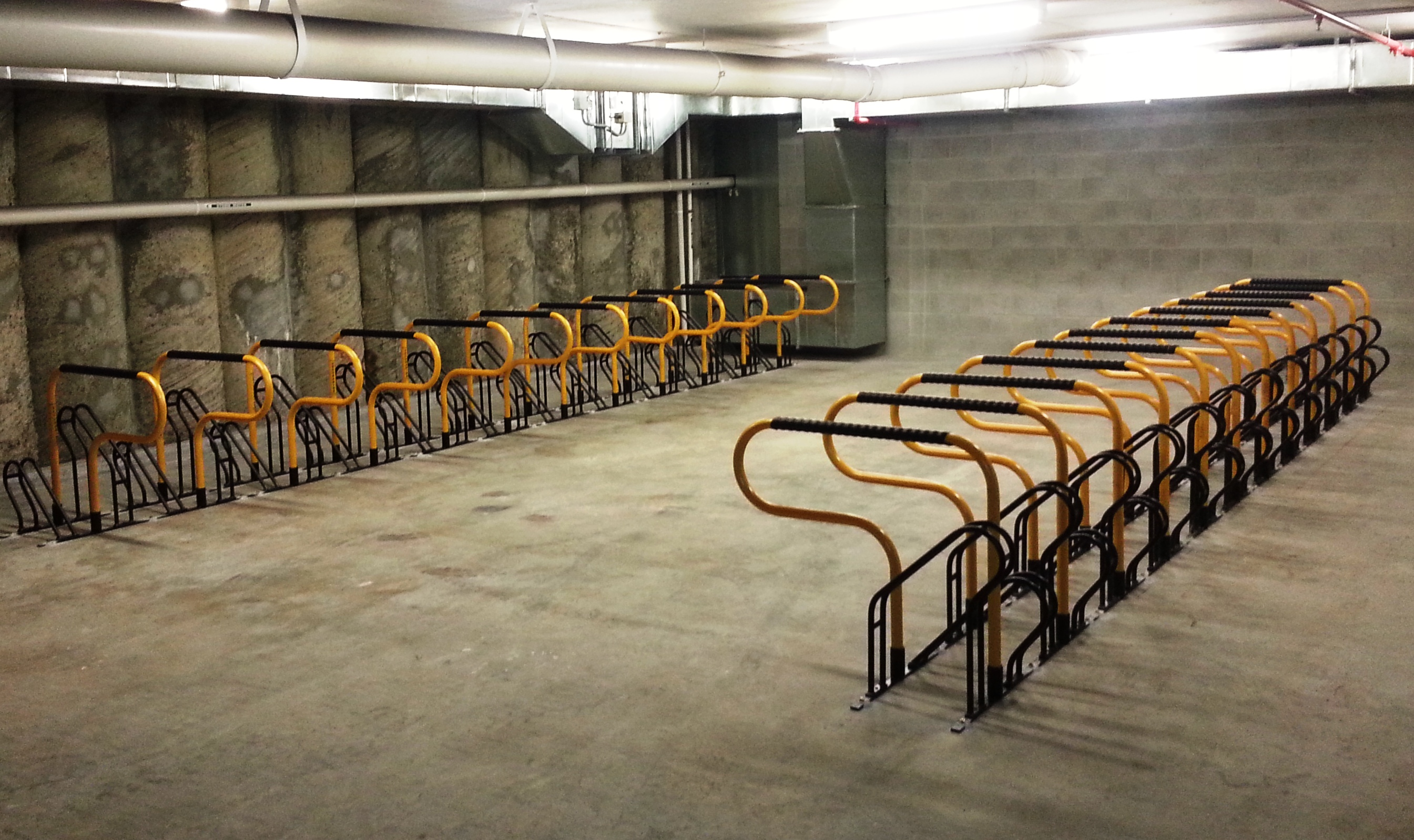 Bike Racks - Hamilton Harbour Queensland